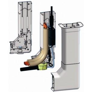 Siccom Flowatch Design Kondensatpumpe im Kanal