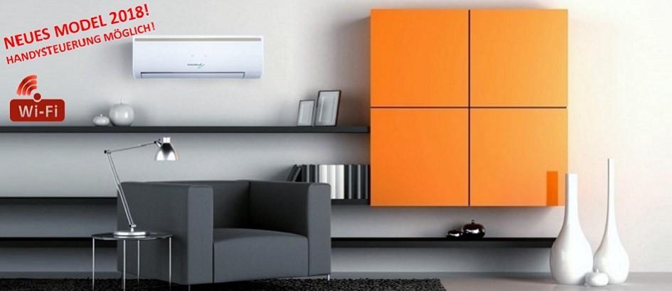 klima splitger t inverter 2 6 kw klaas direktimport gmbh. Black Bedroom Furniture Sets. Home Design Ideas